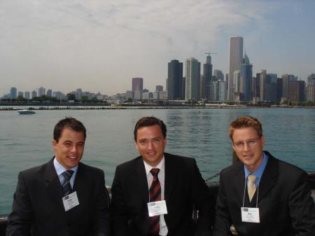 Marketing researchers from Bern (Switzerland) visit Chicago (USA)